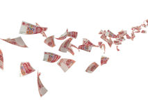 Valuta di Renminbi Fotografia Stock Libera da Diritti