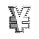 Valuta di Yuan Money Fotografia Stock Libera da Diritti