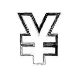 Valuta di Yuan Money Immagini Stock