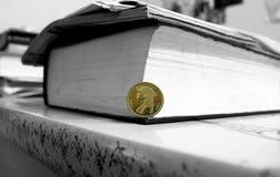 Valuta egiziana Fotografia Stock