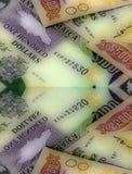 valuta för 4k Jamaica - begrepp för bankrörelsen och för ekonomisk stabilitet Royaltyfria Foton