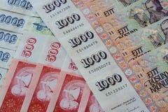 Valuta islandese Fotografia Stock Libera da Diritti