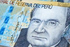 Valuta peruviana fotografia stock libera da diritti