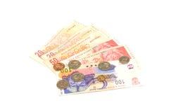 Valuta sudafricana Immagini Stock Libere da Diritti