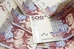 Valuta svedese Immagine Stock Libera da Diritti