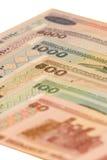 Valuta ufficiale della Bielorussia Immagine Stock Libera da Diritti