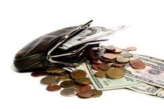 Valuta under pressure Stock Photos