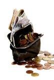Valuta under pressure Stock Image