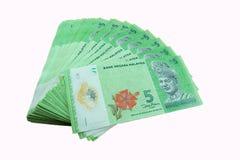Valutaanmärkningar Arkivbilder