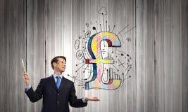 Valutabegrepp Fotografering för Bildbyråer