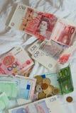 Valutamarknad Royaltyfri Bild
