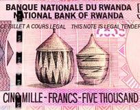 Valutasedel av Afrika Arkivfoton
