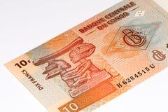 Valutasedel av Afrika royaltyfria foton