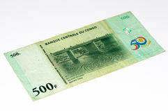 Valutasedel av Afrika royaltyfria bilder