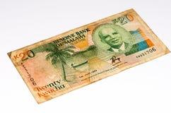 Valutasedel av Afrika arkivfoto