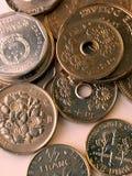 valutavärld royaltyfri fotografi
