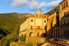 Valvanera Monastery Royalty Free Stock Photos