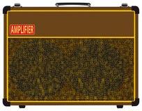 Valve Amplifier Royalty Free Stock Image