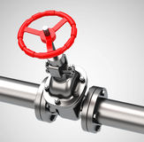 The valve Stock Photography