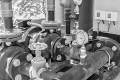 Valve and pipe Stock Images