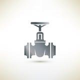 Valve symbol Stock Images