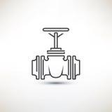 Valve symbol Stock Photos
