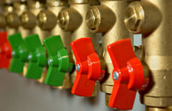 Valves Royalty Free Stock Images