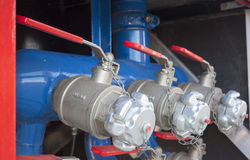 Valves Stock Images