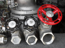 Valves Stock Image