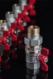 Valves Royalty Free Stock Photography