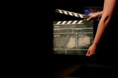 Valvola di film Fotografia Stock