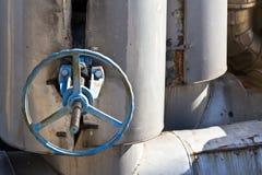 Valvola industriale Fotografia Stock Libera da Diritti