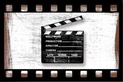 Valvola sporca Grungy di film Fotografia Stock Libera da Diritti