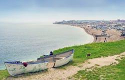 Vama Veche beach Stock Image