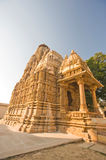 Vamana Temple.India. Vamana Temple at Khajuraho.India Stock Photography