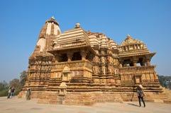 Vamana Temple.India Στοκ Φωτογραφίες