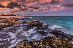 Vamos Ла Playa Стоковое Фото