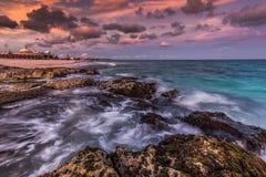 Vamos un la Playa Foto de archivo