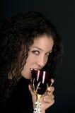 Vampier royalty-vrije stock afbeelding