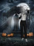 Vampier vector illustratie