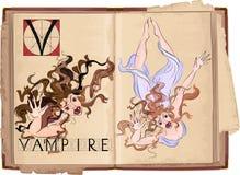 Vampier Royalty-vrije Stock Foto's