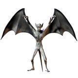 Vampier - het Cijfer van Halloween Royalty-vrije Stock Afbeeldingen