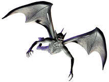 Vampier - het Cijfer van Halloween vector illustratie