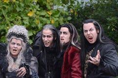 Vampieren Stock Afbeelding