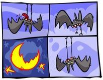 Vampieren vector illustratie