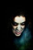 Vampir Stockfotografie