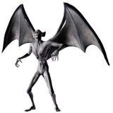 Vampir - Halloween-Abbildung Stockbild