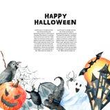 Vampir, Sorceress, grimmiger Reaper Lizenzfreie Stockbilder