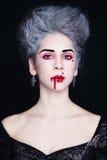 Vampire Stock Image