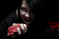 Vampire Royalty Free Stock Image